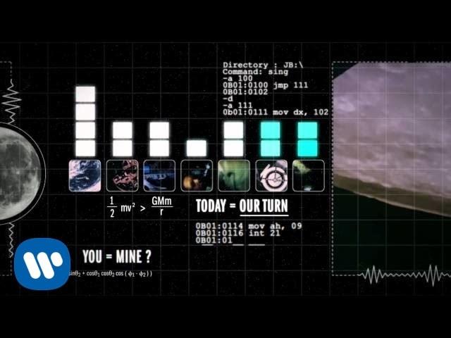 James Blunt - Bonfire Heart [Official Lyric Video]