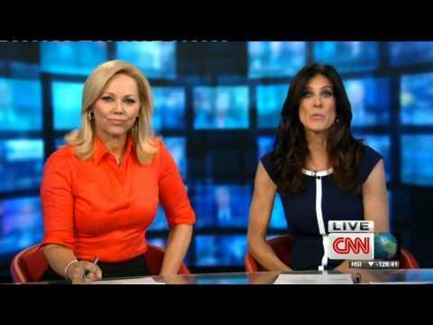 CNN Newsroom closing (01.08.2014)