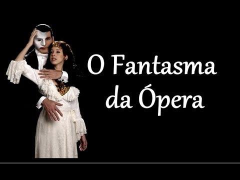 Ver O Fantasma da Ópera  –  Completo en Español