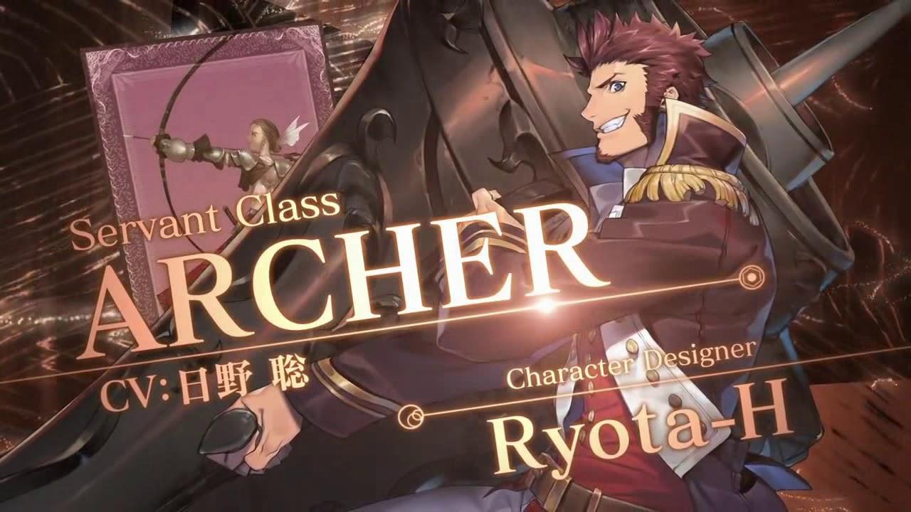 Fate/Grand Order 2 New Servant PV5 - Archer - English Subbed