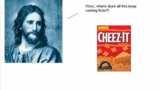 Dane Cook Christ Chex Animation