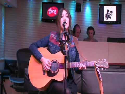 ANNI B SWEET - Shine Days live  in Chérie FM (France)
