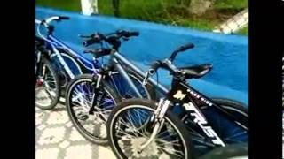 Bikes do role zika