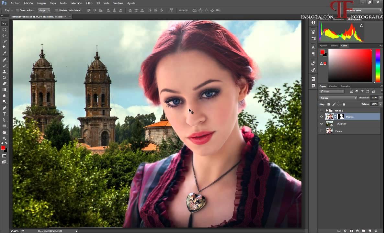 Montaje realista en Photoshop - Photoshop TV