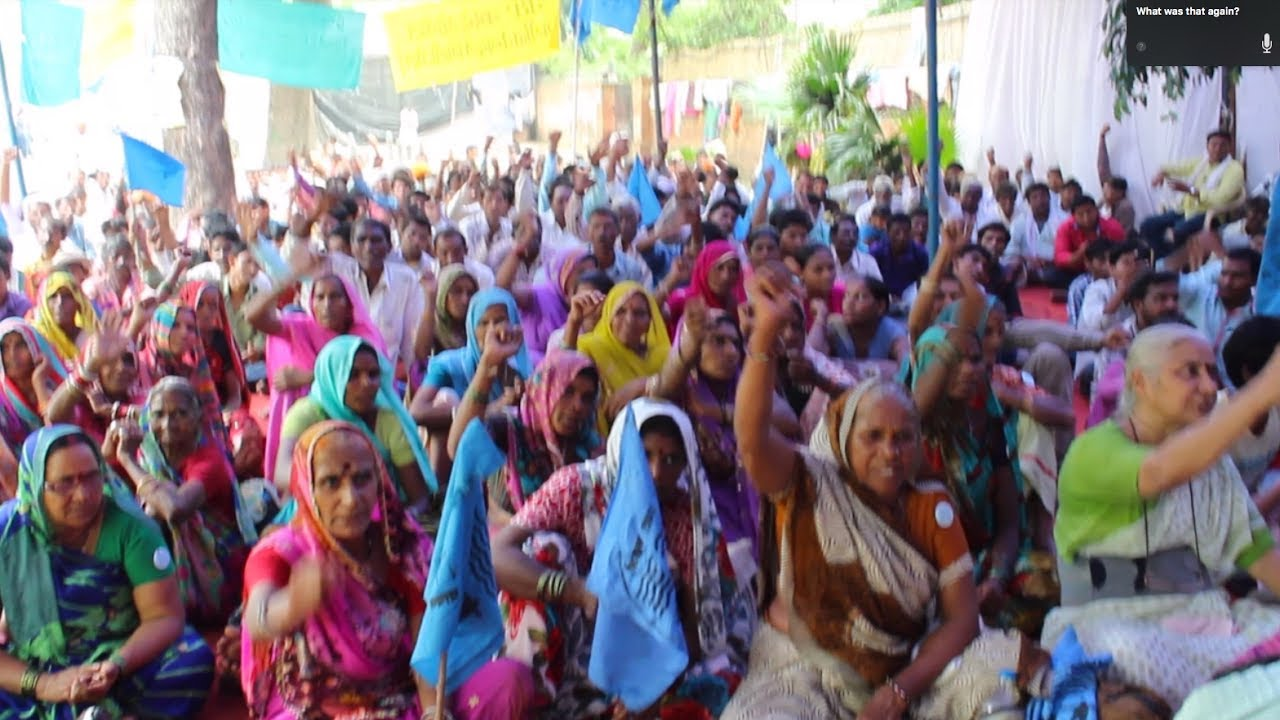 Narmada Bachao Andolan An overview of the 32 year long