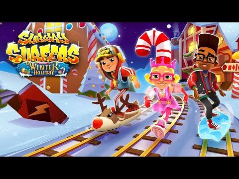 Subway Surfers  [Unlimited Coins/Keys/Unlock]
