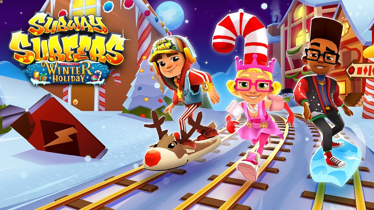 Download Subway Surfers World Tour 2019 - Winter Holiday (Official Trailer)