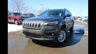 Brand New | 2019 Jeep Cherokee North | Billet Silver Metallic | Courtesy Chrysler