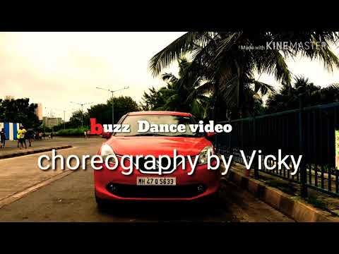 Buzz - Song Feat Badshah_Astha Gill  Anika_Tanya _Kaira |  Choreography By Vicky