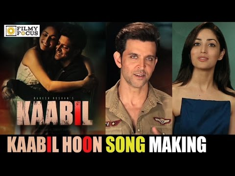 Kaabil Hoon Song Making || Kaabil Songs ||...