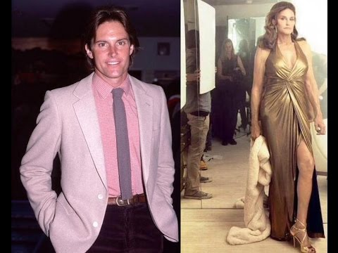 Bruce Jenner's Transformation FROM MAN INTO WOMAN