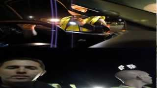 vIIv: DUI / ID Checkpoint in Orange,CA - Driving Thru The Checkpoint. 7-6-12