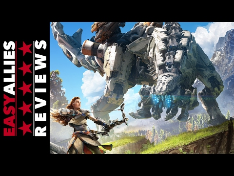 Horizon Zero Dawn - Easy Allies Review