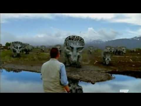Prehistoric Park Sigla Iniziale