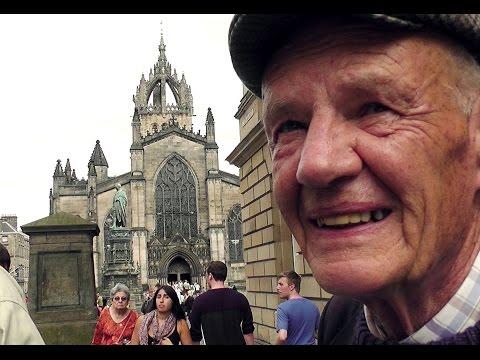 Edinburgh Guided Tour with Stuart Usher