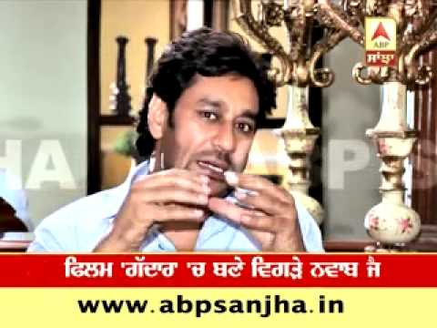 Harbhajan Mann stays loyal to Punjabi cinema, turns Gadaar (Watch exclusive interview on ABP Sanjha)