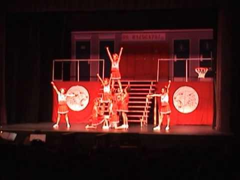 High School Musical Wildcats Cheer