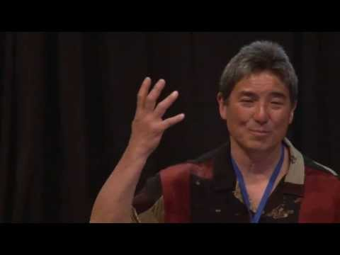 Guy Kawasaki: How to Use Social Media as an Evangelist for Y