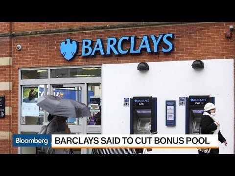 Barclays Said to Cut Investment Bank Bonus Pool