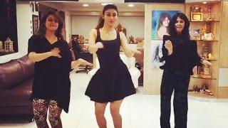 Mouni Roy, Divyanka Tripathi & Ekta Kapoor BEAT PE BOOTY Dance | A Flying Jatt