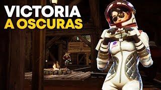 VICTORIA A OSCURAS (Fortnite Battle Royale)