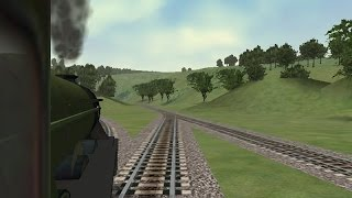 Microsoft Train Simulator - Flying scotsman