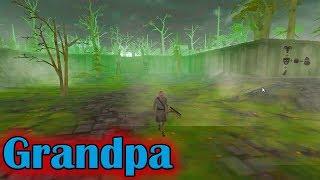 Grandpa Обновление с кладбищем Полное прохождение игры