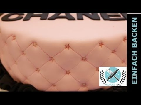 Mein Trick Fur Ein Gestepptes Muster Quilted Cake Youtube
