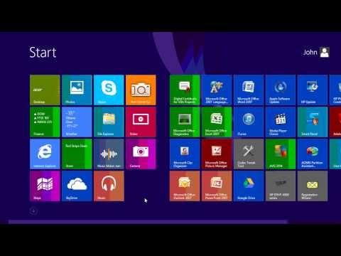 Starting Windows 8 Or 8.1 In Desktop Mode.