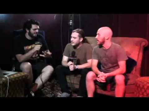 THE FACELESS Summer Slaughter 2012 Metal Injection Interview