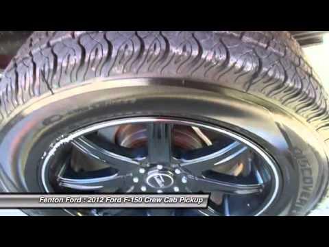 2012 Ford F 150 Dumas Tx Cfa86165 Youtube