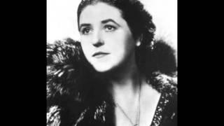 Cimara - Canto di primavera - Lotte Lehmann (1936)
