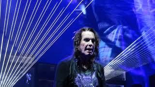 Ozzy Osbourne - No More Tears - LIVE FRONT ROW Denver 3OCT2018
