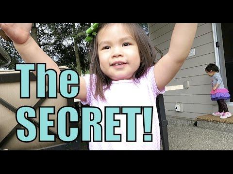 The Secret! - April 22, 2016 -  ItsJudysLife Vlogs