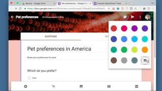 How to Change Google Forms design (NO YOUTUBE ADS)