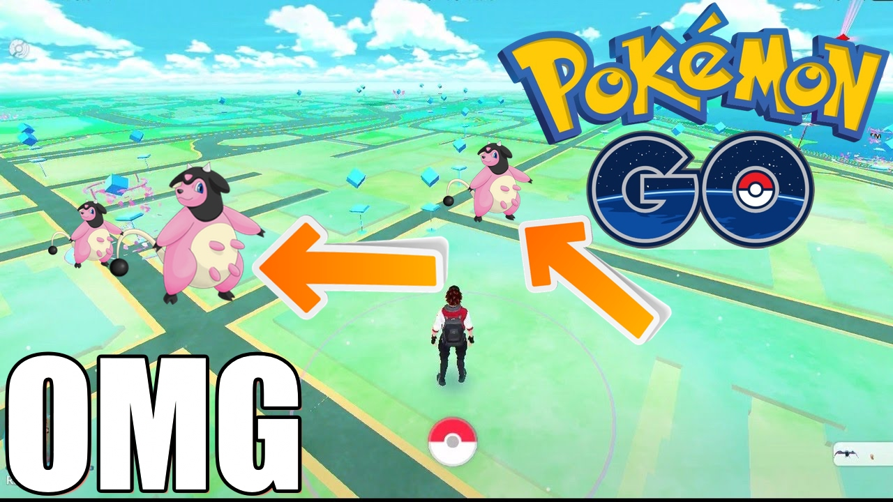 how to open pokemon go