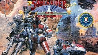 Saber Rider Episodes 43-45 It seems Fireball is in another terrible predicament. The FBI is on to him.