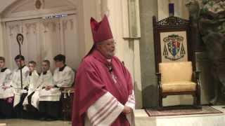Third Sunday of Advent 2013
