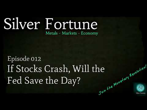 If Stocks Crash, Will the Fed Save the Day? - Episode 012