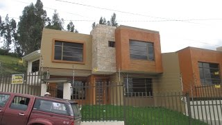 $350 Open Floor Plan, 4 Bed Home with Yard in Cuenca Ecuador