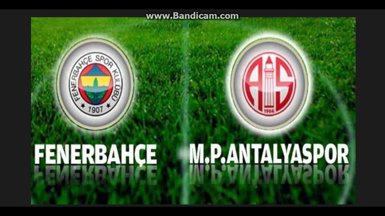 Fenerbahce Antalyaspor