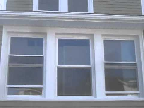 Home Depot Anderson Windows  100 Series NJ vinyl Installation contractor in New Jersey for energy ef