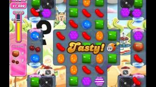 Candy Crush Saga level 868 (3 star, No boosters)