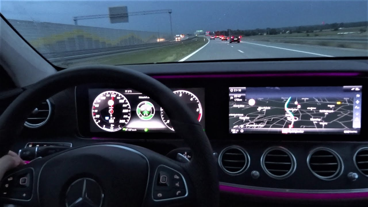 Mercedes-Benz E-Class All-Terrain MEGA TEST 2[Jazda Próbna] DRIVE PILOT Testowa PL