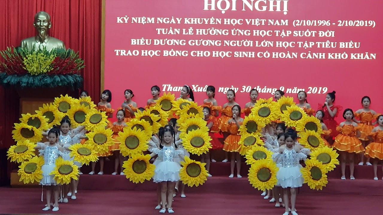 Ước Mơ Ngày Khai Trường , tiểu học Thanh Xuân Nam