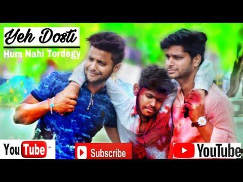 Yeh Dosti Hum Nahi Todenge - Rahul Jain | Unplugged Cover| Pehchan Music | Secret tallent team