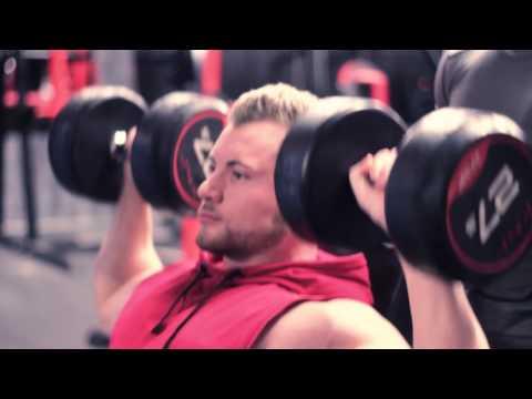 Mastered Fit  Luke Hulme Workout Session