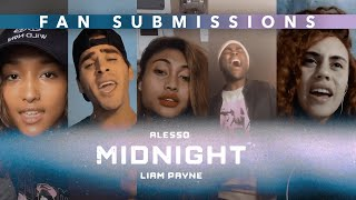 Cover images Alesso - Midnight feat. Liam Payne (Fan Submissions)