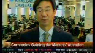 In-Depth Look - Currencies Gain The Markets' Attention - Bloomberg