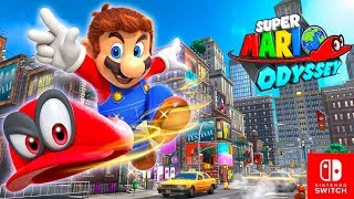 Super Mario Odyssey Walkthrough